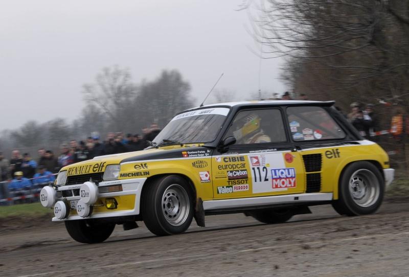 ADAC Historic Rallye 2011 Rallye11