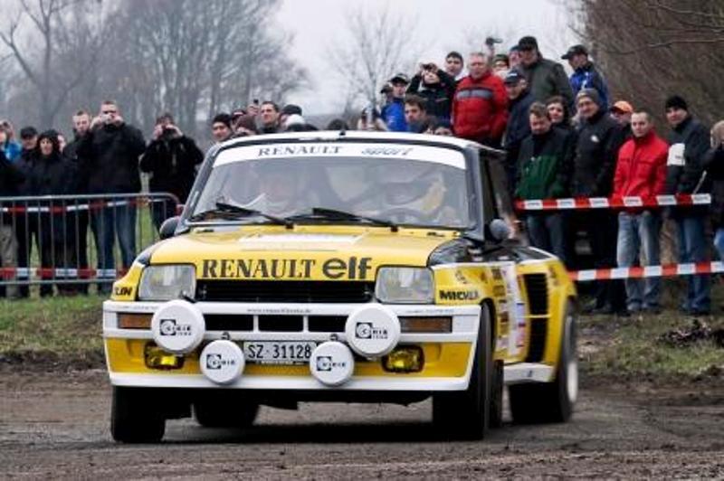 ADAC Historic Rallye 2011 Rallye12