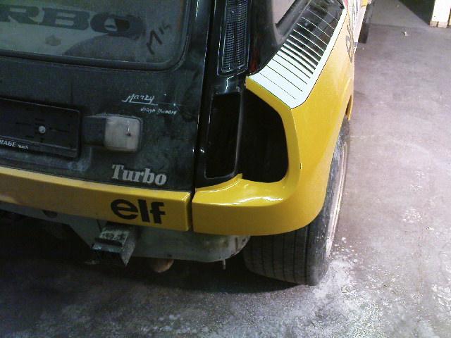 Repare R5 Gr.4 Rallyl18