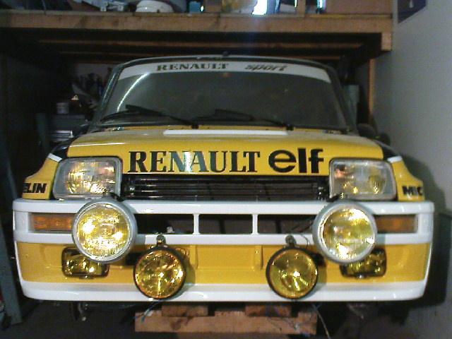 Repare R5 Gr.4 Rallyl21