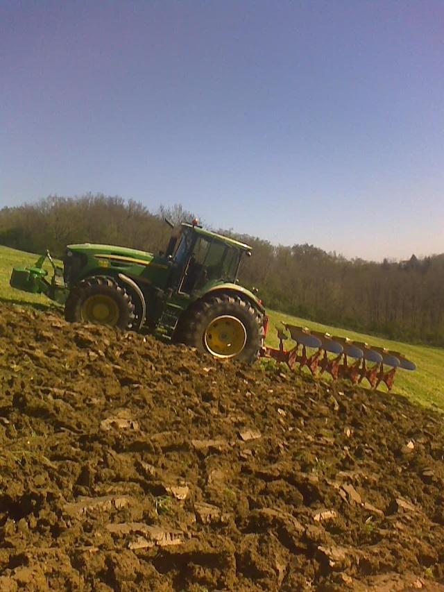 labour de printemps sur argile Photo036