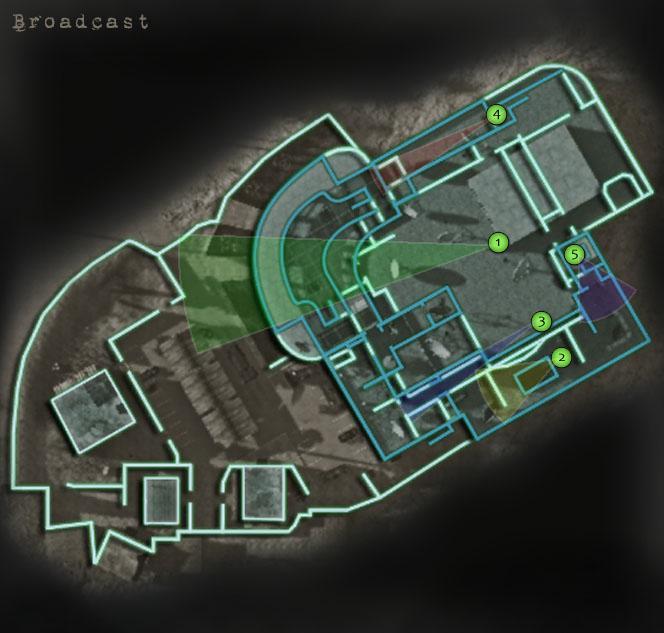 Map spots and tactics Broadc10