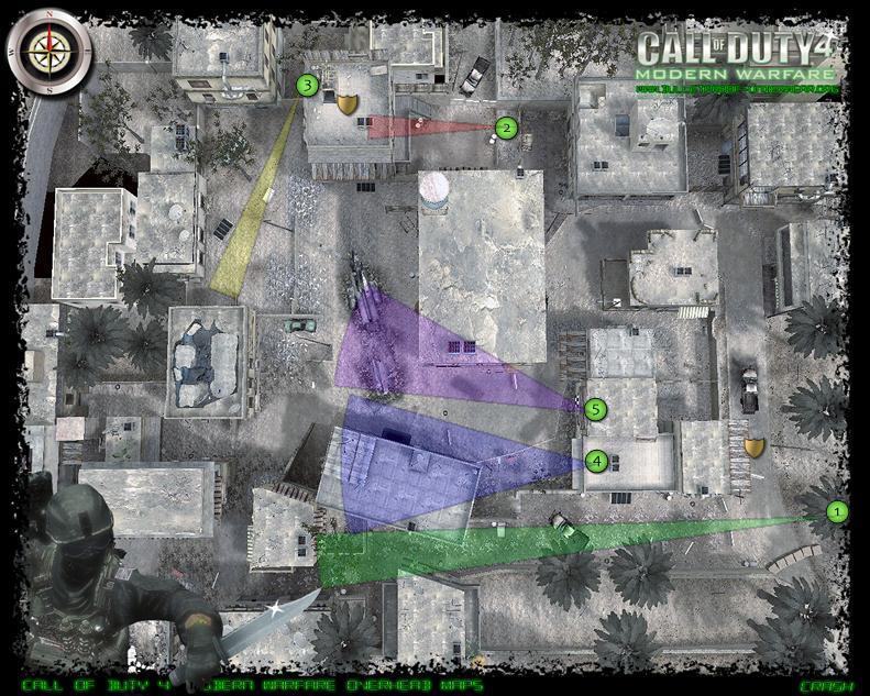 Map spots and tactics Crash_10