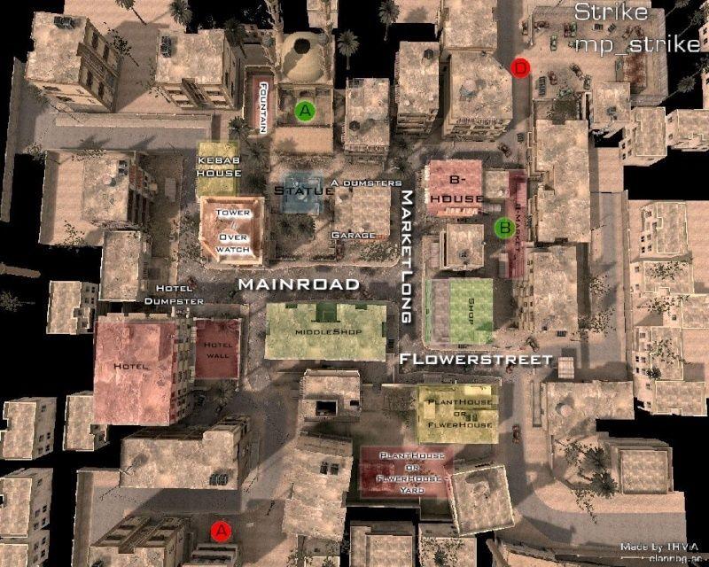 Map Spots: mp_strike Mp_str10