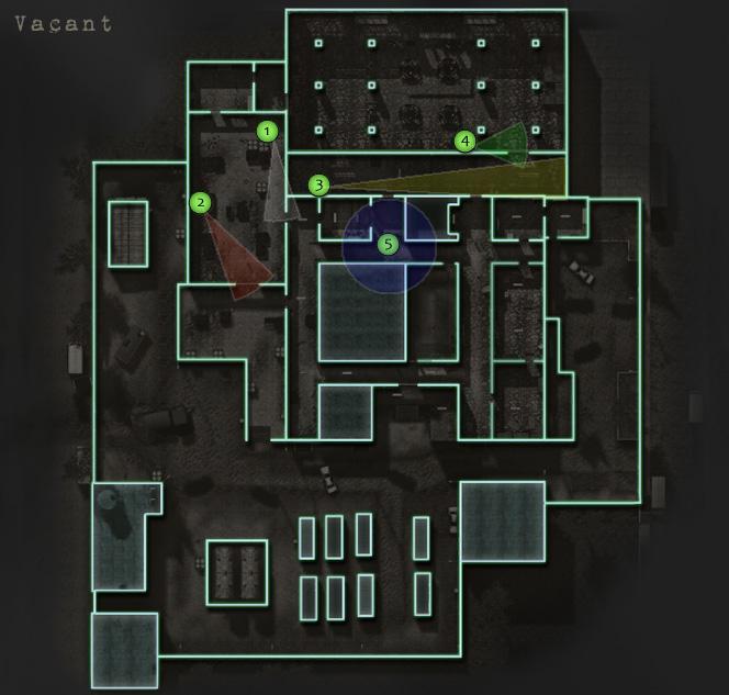 Map spots and tactics Vacant10