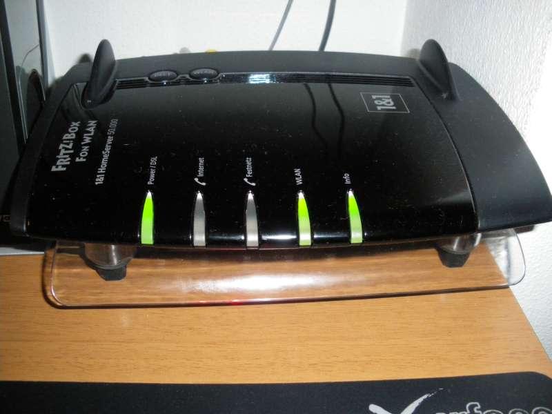 Fritz!Box 7390 problema con USB e CLI Foto_310