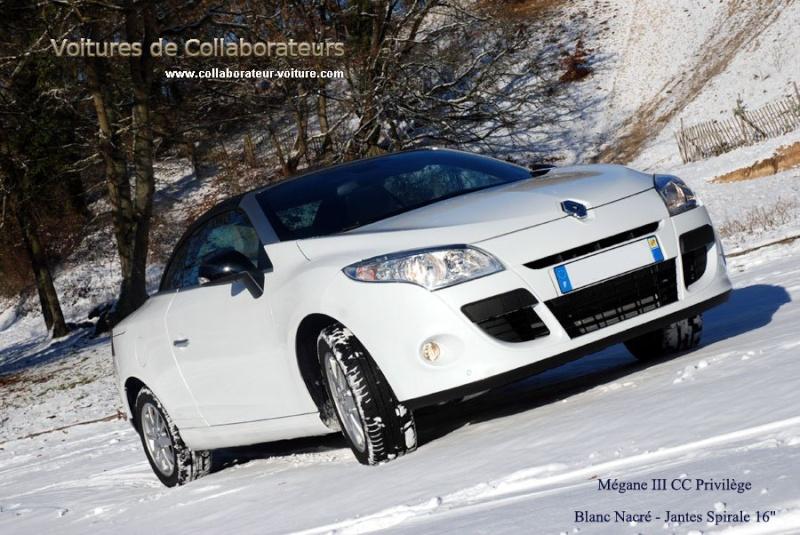 [Collab] Mégane III CC 1.5 dCi 110 ch EDC Privilège Megane11
