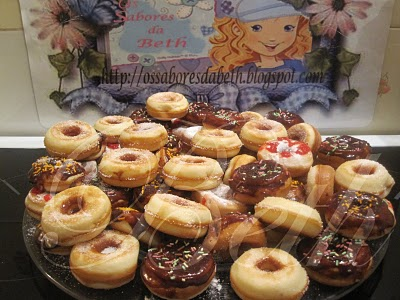 Minis Donuts !!! Topo12