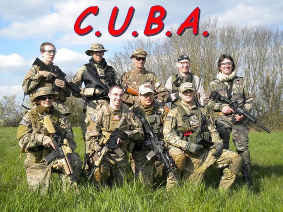 CUBA vierzon airsoft
