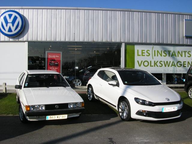 thème : votre VW et sa jumelle FIN LE 14/04 Sciroc10