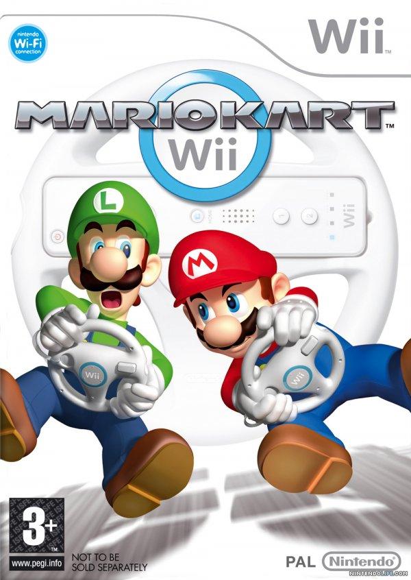[Descarga] Mario Kart Wii [PAL] Cover_10