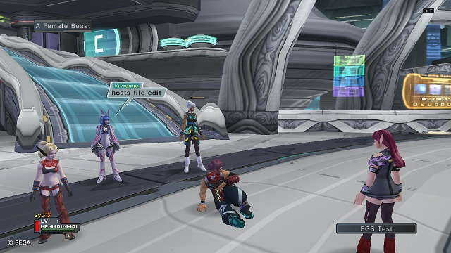 Phantasy Star Universe Screenshots EGS Test Server [Servidor Privado] Psu20112