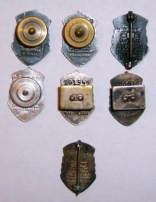 General Service Badge varieties Ww2wsb11