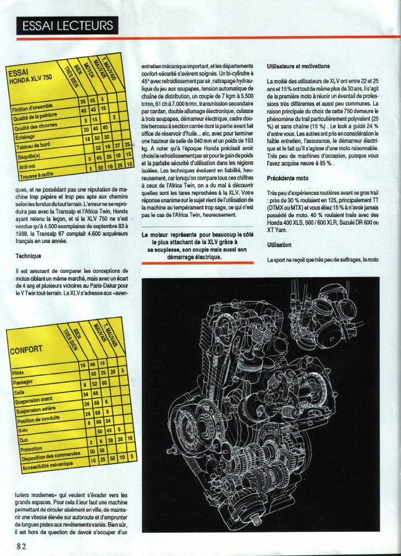 La XLV RD 01 : ce qu'en disait la presse  Img04317