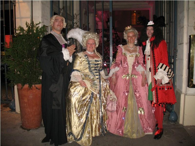 le bal de Versailles, l'histoire 13510