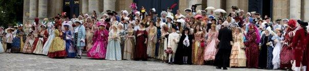 le bal de Versailles, l'histoire 4400_110