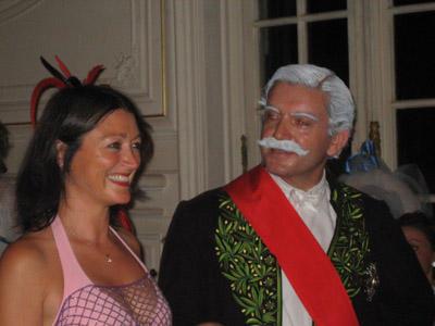 le bal de Versailles, l'histoire Bal15110