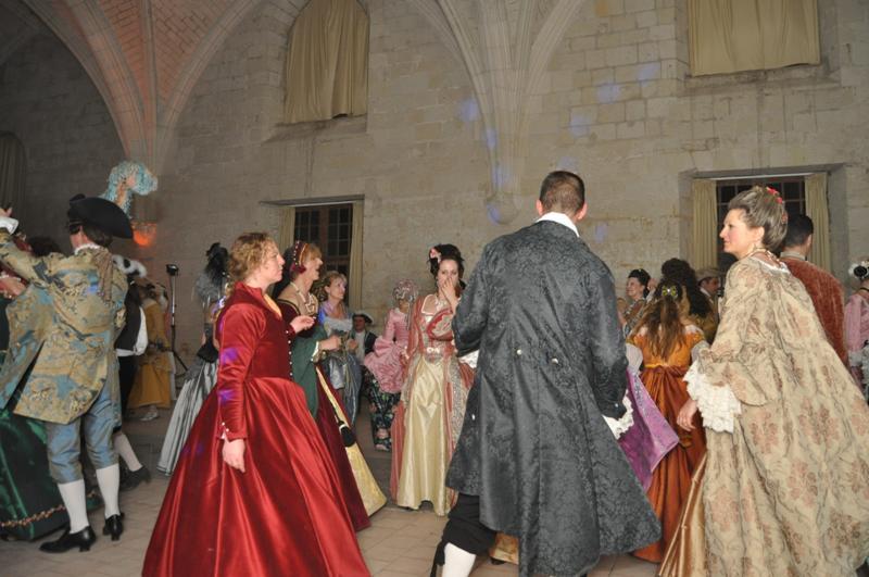 le bal de Versailles, l'histoire Bal_de12