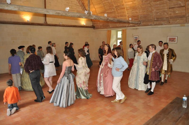 le bal de Versailles, l'histoire Bal_de14