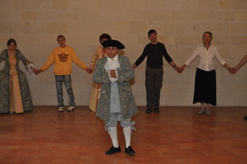 le bal de Versailles, l'histoire Bal_de15