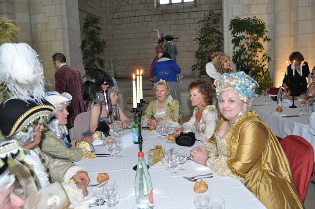 le bal de Versailles, l'histoire Bal_de16