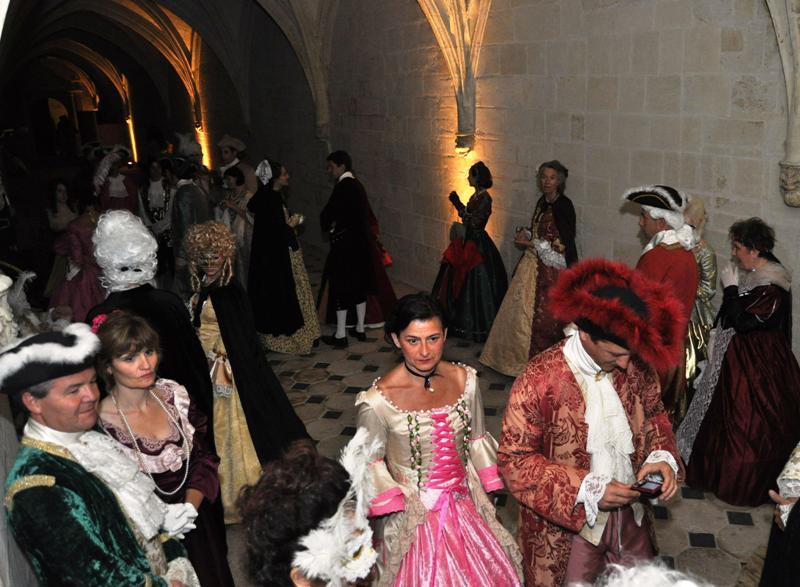 le bal de Versailles, l'histoire Bal_de19