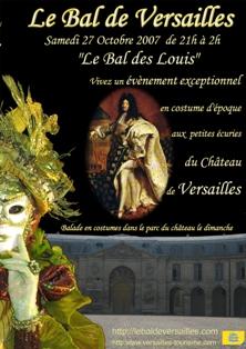 le bal de Versailles, l'histoire Balblo10