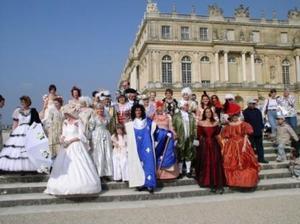 le bal de Versailles, l'histoire Blog0710