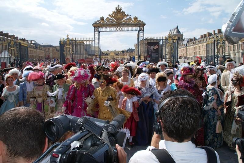 le bal de Versailles, l'histoire Dsc03010