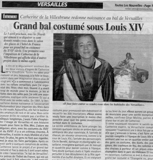 Presse du bal de Versailles - Page 3 N1151810