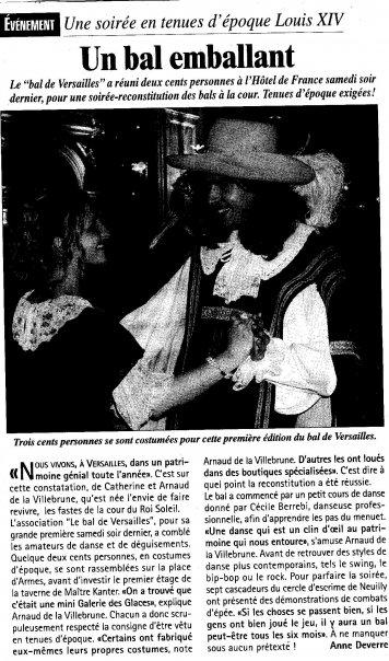 Presse du bal de Versailles - Page 3 N1151811
