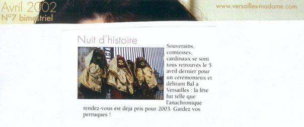 Presse du bal de Versailles - Page 3 N1356218