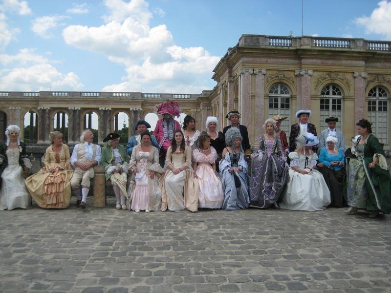 le bal de Versailles, l'histoire Parc_010