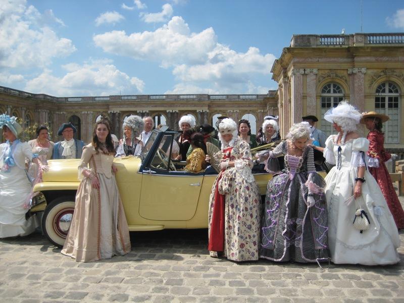 le bal de Versailles, l'histoire Parc_012