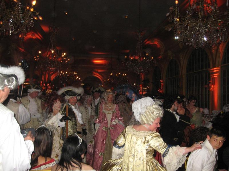 le bal de Versailles, l'histoire Paume_12
