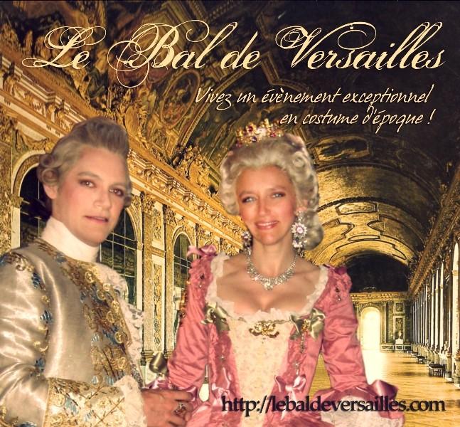 les affiches  du bal de  Versailles, depuis 2002 Recto10