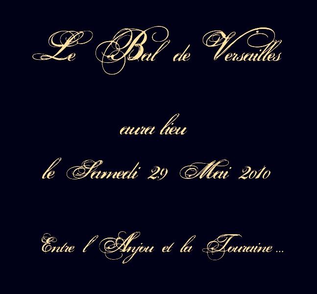 les affiches  du bal de  Versailles, depuis 2002 Verso11