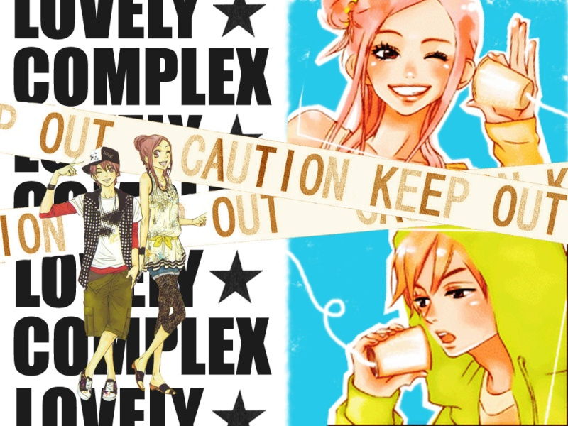 Lovely Complex 12144710