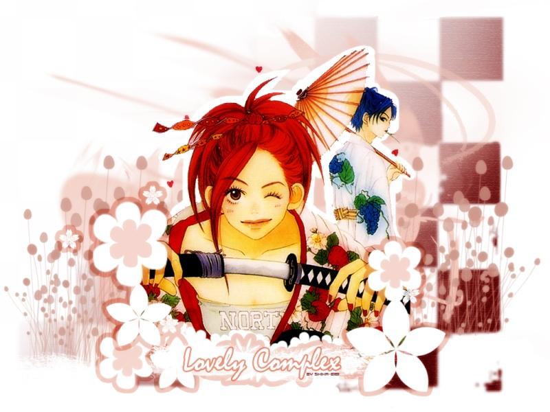 Lovely Complex Lovely11