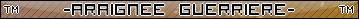 BATTLE n° 4 : Collemina VS Vitaly ( Equipe 2 ) Araign12