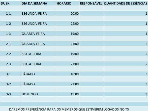 TABELA DE DUSK OFICIAL Tabela10