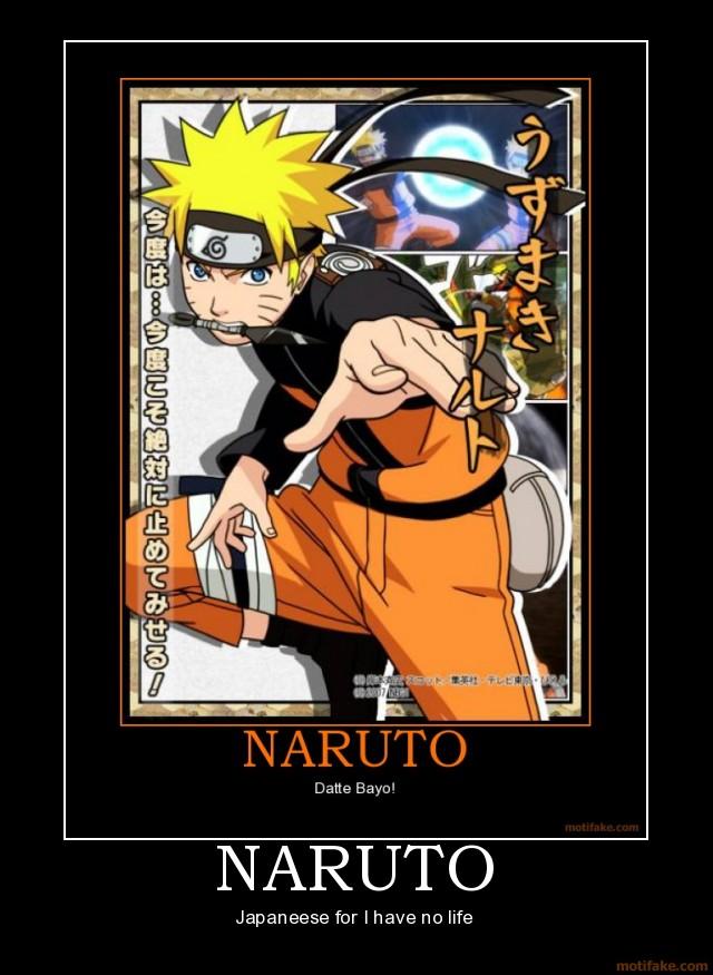 Altri demotivational, che male non fanno mai!! - Pagina 2 Naruto10