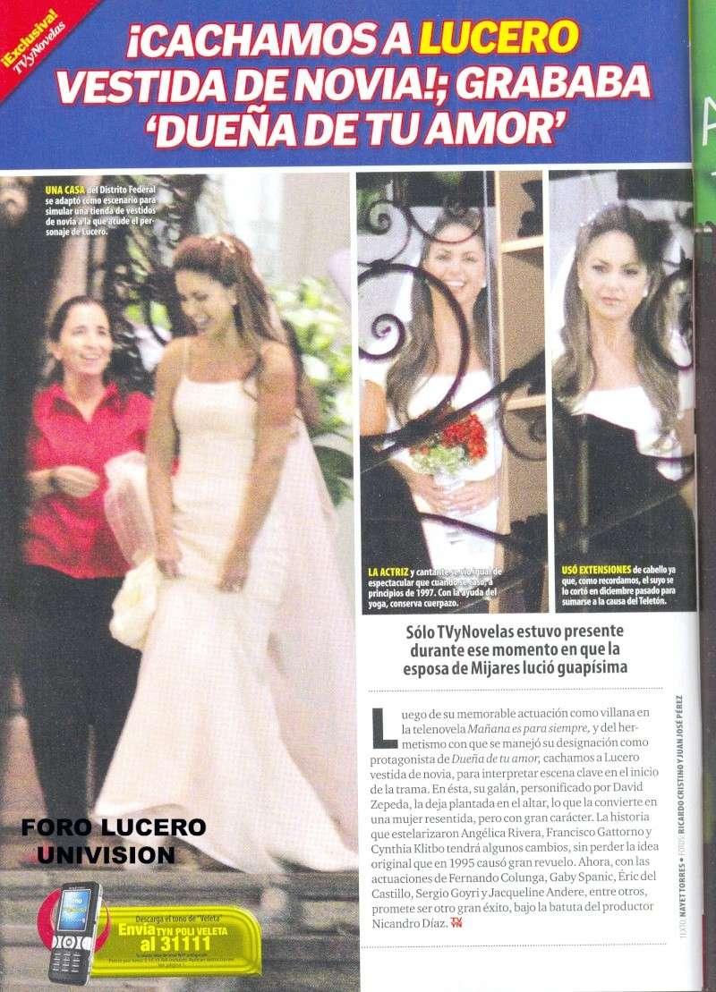 Lucero se casa.... en la Dueña de tu Amor Laduea10