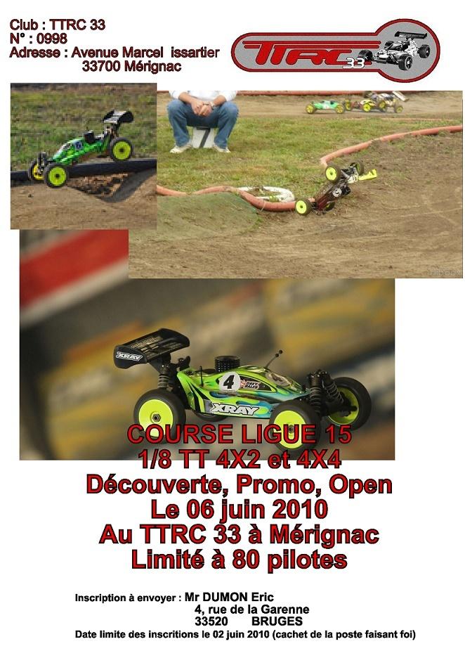 Course 1/8 TT 4X2 et 4X4 O/P/D Course12