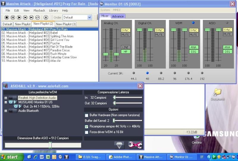 Musiland monitor 01 US e driver ASIO Musila10