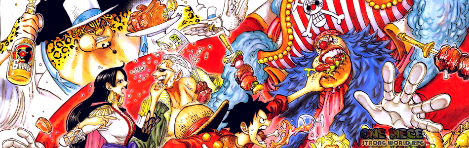 One Piece RPG Strong World