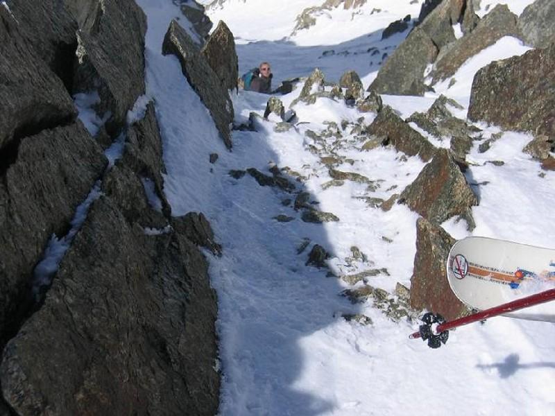 Le Glacier Rond 110