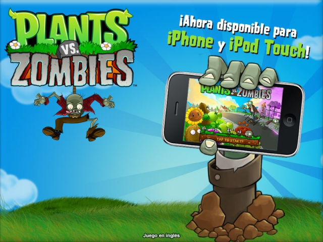 Plantas VS Zombies (Iphone/Ipod Touch)[MF/WU/UP/RS] Pvz_ip11