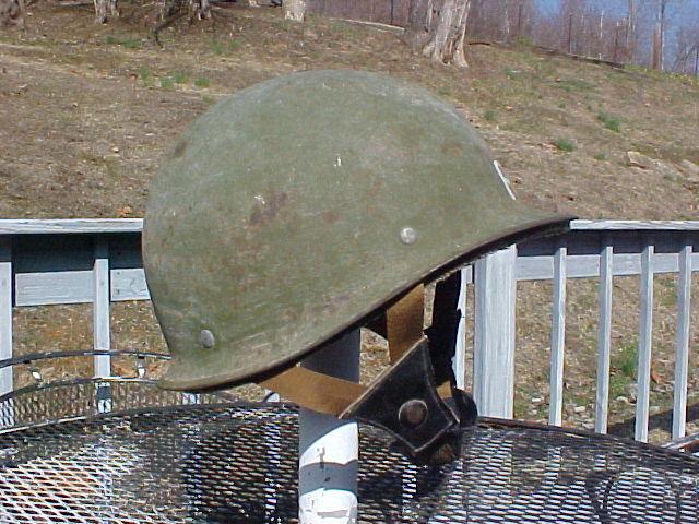 Experimental U.S. M-1 Helmet Mvc-0010