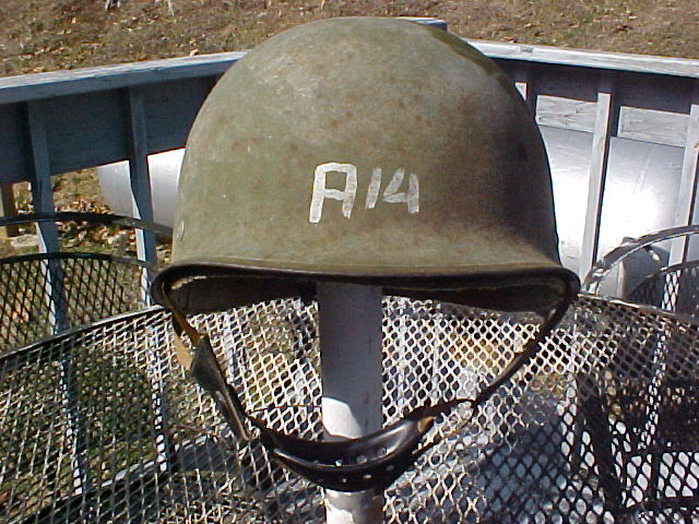 Experimental U.S. M-1 Helmet Mvc-0011